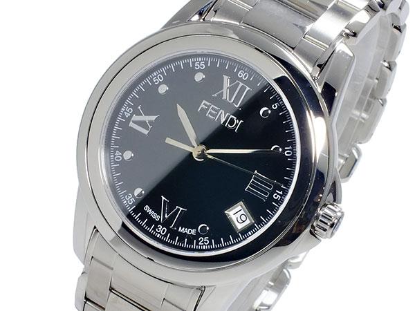 フェンディ FENDI ラウンド ループ Round Loop クオーツ レディース 腕時計 F235210【送料無料】