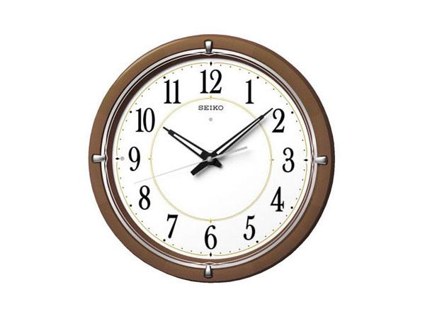セイコー SEIKO 電波時計 掛け時計 KX395B