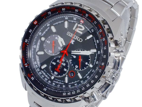 セイコー SEIKO プロスペックス PROSPEX クオーツ メンズ クロノグラフ 腕時計 SSC261P1【送料無料】