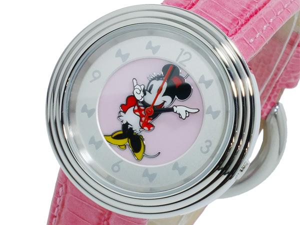 ディズニーウオッチ Disney Watch ミニーマウス レディース 腕時計 時計 140214-MN【S1】