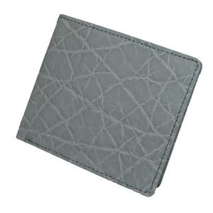 エレファント象革札入れ二つ折り財布日本製