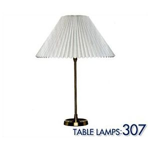 LE KLINT(レ・クリント)TABLE LAMPS 307 北欧デザイン ペンダントライト 照明【送料無料】(代引き不可)