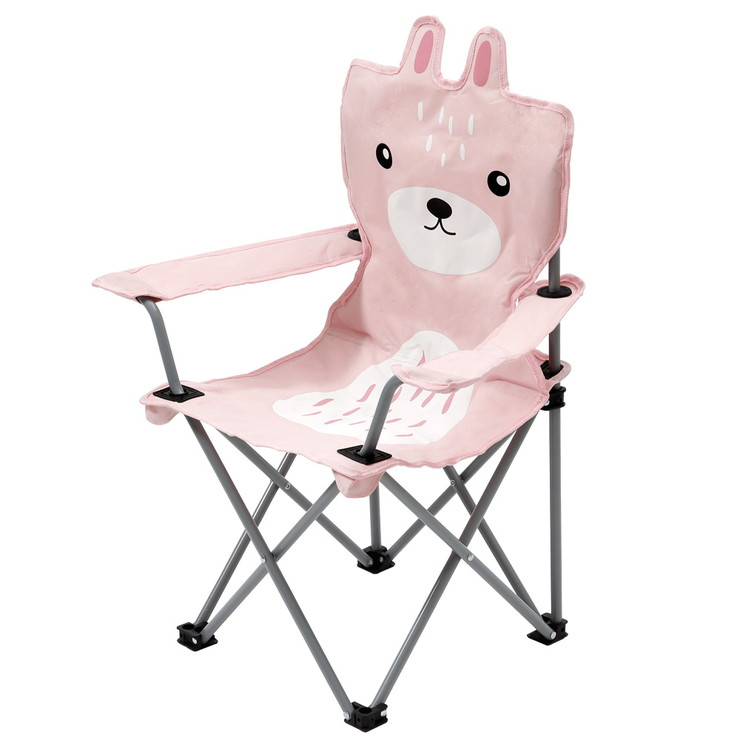 Terrific Roomnhome Pinkie Rabbit Chair 34 34 70Cm Kids Camping Chair Pinkie Rabbit Kids Chair Folding Chair Chair Collect On Delivery Impossibility Theyellowbook Wood Chair Design Ideas Theyellowbookinfo