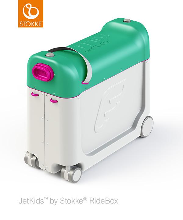 ストッケ ジェットキッズ ライドボックス 新幹線 はやぶさ こまち かがやき 日本限定 スーツケース JETKIDS BY STOKKE RIDEBOX【S1】