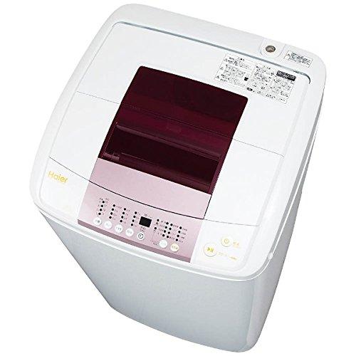 ハイアール 全自動洗濯機 5.5kg JW-KD55B-W 風乾燥機能付(代引不可)【送料無料】