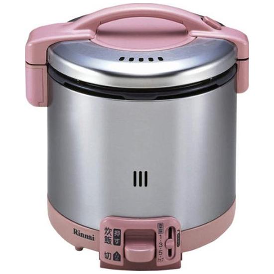 リンナイ ガス炊飯器 こがまる RR-055GS-D(RP) 13A 【都市ガス】 5.5合炊き(代引不可)【送料無料】