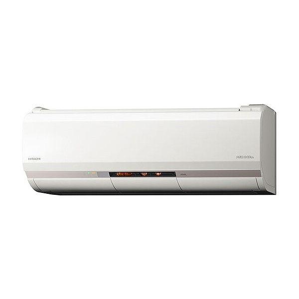 日立 ルームエアコン おもに23畳 RAS-XK71H2 寒冷地向け メガ暖(代引不可)【送料無料】