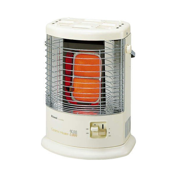 リンナイ ガス赤外線ストーブ R-652PMS3(A)-13A 【都市ガス用】 木造9畳/コンクリート12畳【あす楽対応】【送料無料】