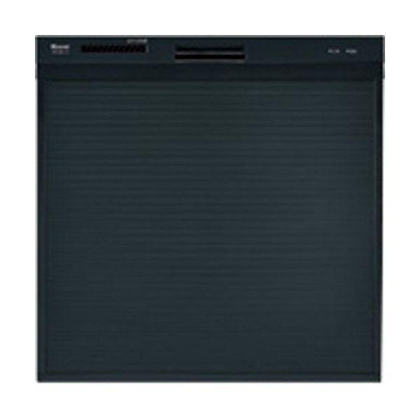 リンナイ 食器洗い乾燥機 RSW-404A-B ブラック 食器乾燥機 食洗機(代引不可)【送料無料】