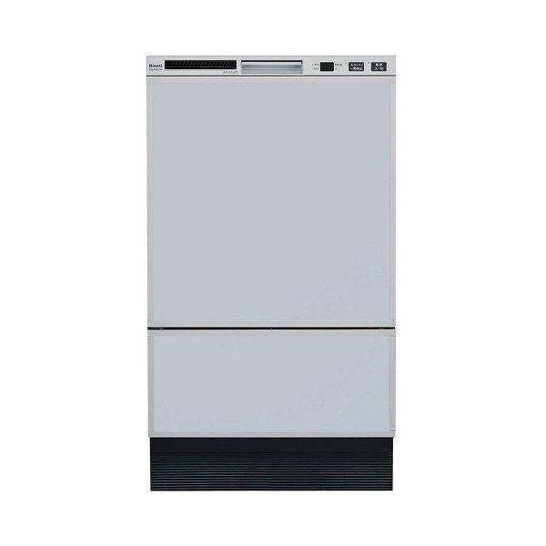 リンナイ 食器洗い乾燥機 RSW-F402C-SV シルバー 食器乾燥機 食洗機 ビルトインタイプ(代引不可)【送料無料】