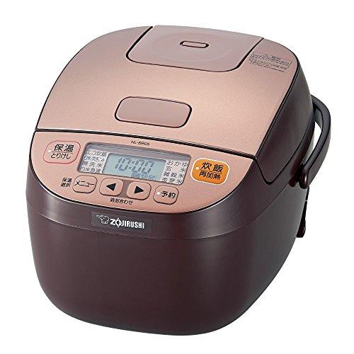 象印 マイコン炊飯器 3合 極め炊き NL-BB05-TM カッパーブラウン 炊飯ジャー【送料無料】