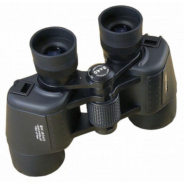 【MIZAR-TEC】ミザールテック 8倍40ミリ口径 スタンダード双眼鏡 BK-8040 /5点入り(代引き不可)