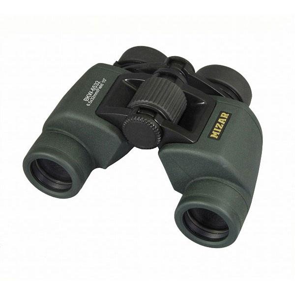 【MIZAR-TEC】ミザールテック 6.5倍32ミリ口径 スタンダード双眼鏡 BKW-6532 /10点入り(代引き不可)