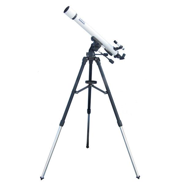 【MIZAR-TEC】ミザールテック 天体望遠鏡 屈折式 口径60mm 焦点距離800mm 日本製 K-624 /4点入り(代引き不可)