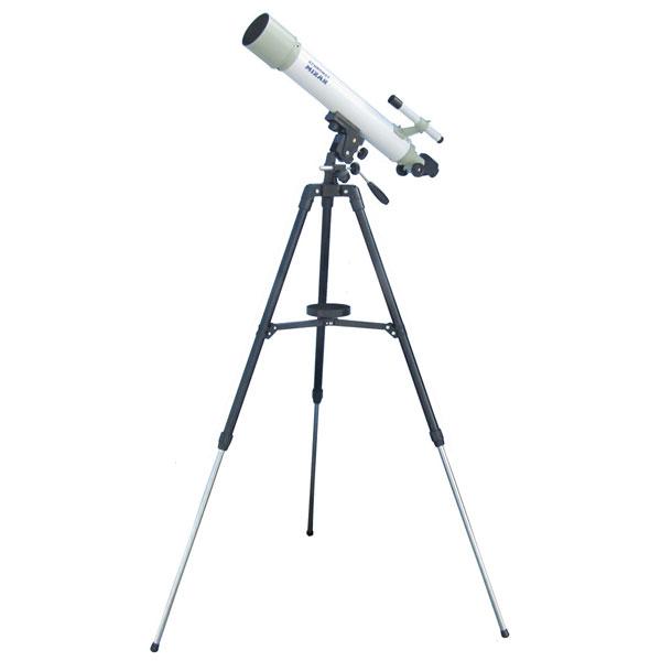 【MIZAR-TEC】ミザールテック 天体望遠鏡 屈折式 口径80mm 焦点距離800mm 日本製 TL-880 /4点入り(代引き不可)