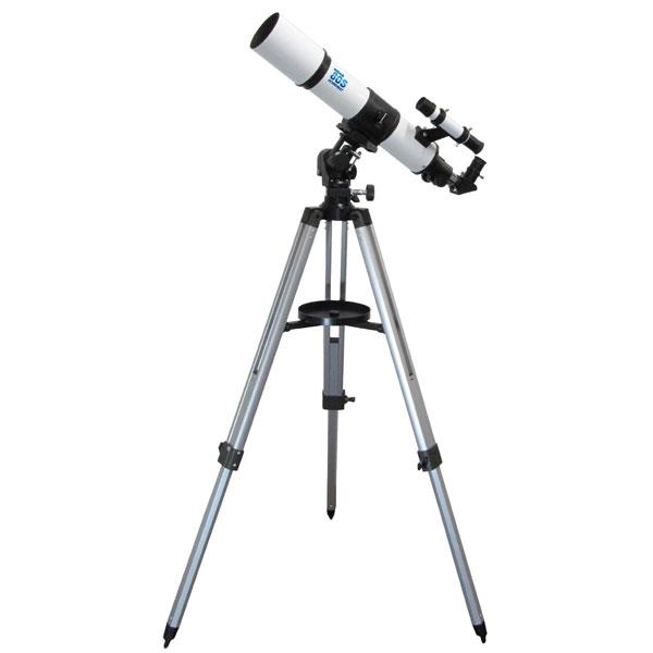【MIZAR-TEC】ミザールテック 天体望遠鏡 屈折式 口径80mm 焦点距離640mm MK-80S /2点入り(代引き不可)
