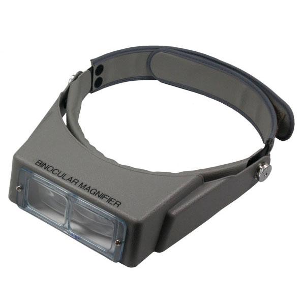 【MIZAR-TEC 】ミザールテック ヘッドルーペ 倍率1.8倍・3.3倍 レンズ径30×76mm 日本製 HL-110 /5点入り(代引き不可)