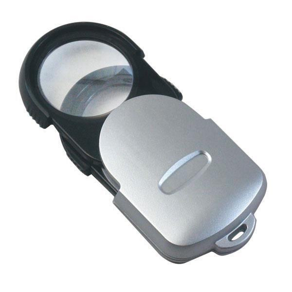 【MIZAR-TEC】ミザールテック ポケットルーペ 倍率2.5倍・3倍 レンズ径33mm 日本製 RK-328P /40点入り(代引き不可)【送料無料】