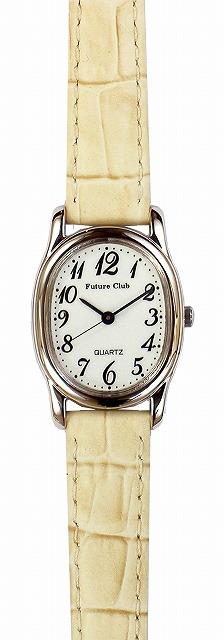 【Future Club】フューチャークラブ レディース腕時計 FC-061LB-06 日常生活用防水(日本製) /10点入り(代引き不可)