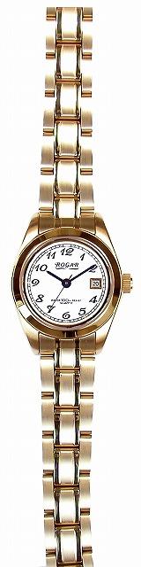 【ROGAR】ローガル レディース腕時計 RO-064LA-S 10気圧防水(日本製) /10点入り(代引き不可)【S1】