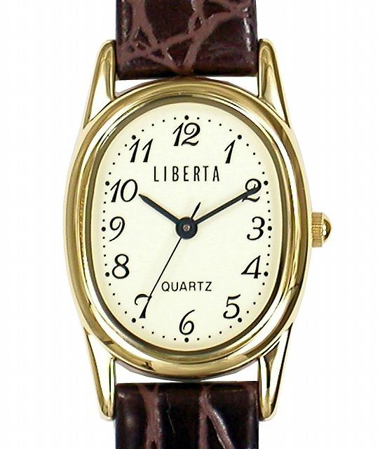 【LIBERTA】リベルタ レディース腕時計 LI-035AS-05 日常生活用防水(日本製) /10点入り(代引き不可)