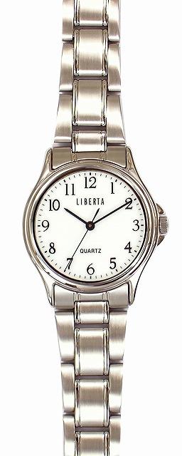 【LIBERTA】リベルタ レディース腕時計 LI-036LS 日常生活用防水(日本製) /10点入り(代引き不可)【送料無料】