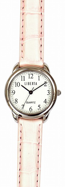 【LIBERTA】リベルタ レディース腕時計 LI-039LB-06 日常生活用防水(日本製) /5点入り(代引き不可)【送料無料】