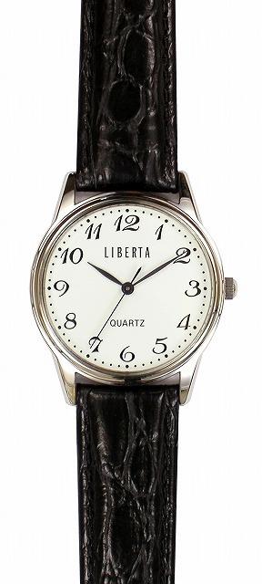 【LIBERTA】リベルタ レディース腕時計 LI-043LB-01 日常生活用防水 (日本製) /5点入り(代引き不可)