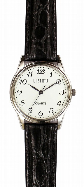 【LIBERTA】リベルタ レディース腕時計 LI-043LB-01 日常生活用防水 (日本製) /10点入り(代引き不可)【送料無料】