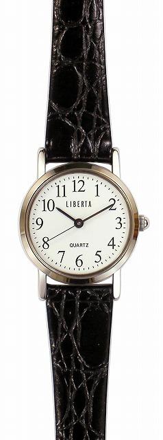 【LIBERTA】リベルタ レディース腕時計 LI-044LB-01 日常生活用防水(日本製) /5点入り(き)【送料無料】