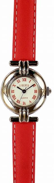 【LIBERTA】リベルタ レディース腕時計 LI-045LA-05 日常生活用防水(日本製) /5点入り(代引き不可)