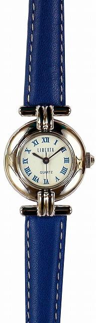 【LIBERTA】リベルタ レディース腕時計 LI-045LB-04 日常生活用防水(日本製) /5点入り(代引き不可)【S1】