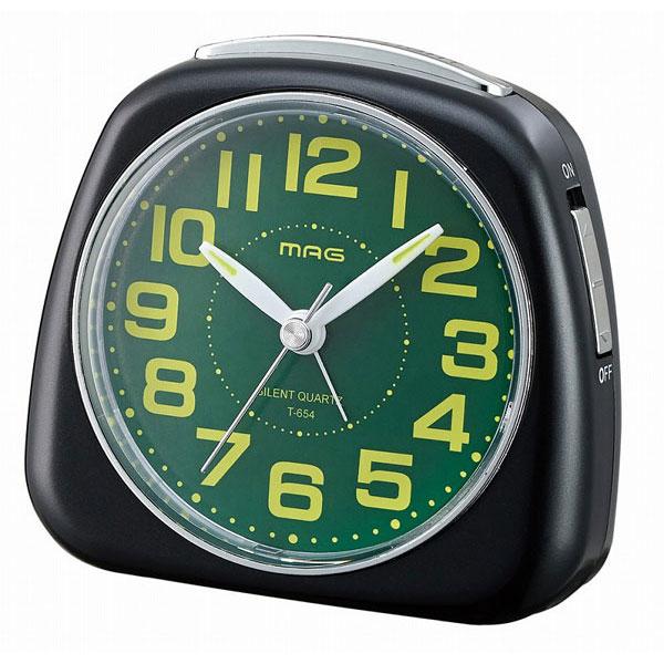 スタンダード目覚し時計 T-654 時之助 /36点入り(代引き不可)