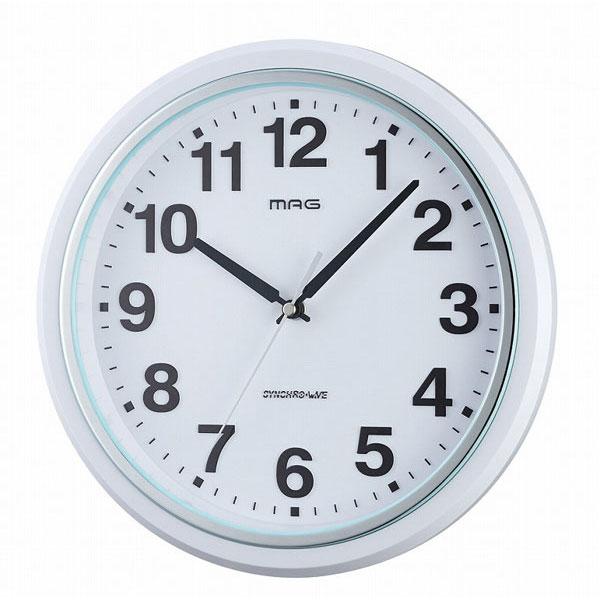 電波掛時計 W-604 プロキオン /12点入り(代引き不可)