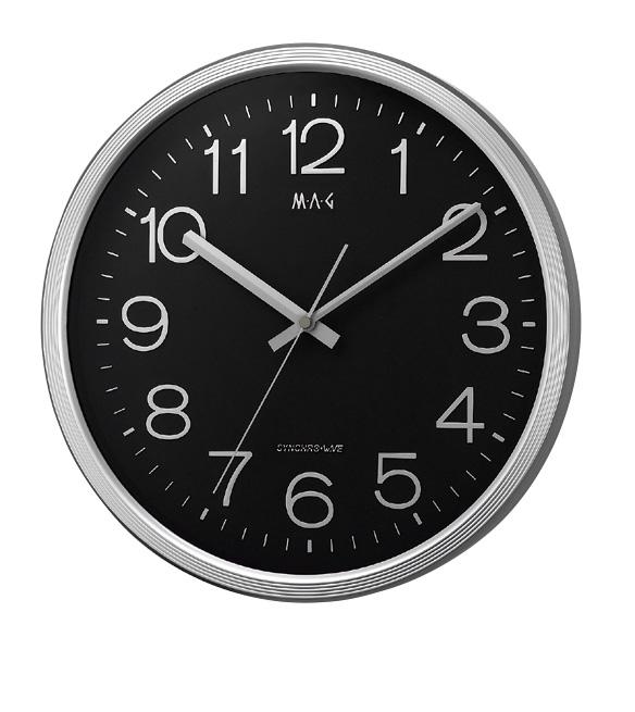 電波掛時計 W-398 マルス /20点入り(代引き不可)