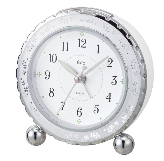 置時計 FEA137 マトラッセ /60点入り(代引き不可)
