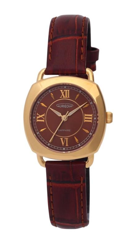 【AUREOLE】オレオール レディース腕時計 SW-579L-2 アナログ表示 日常生活用防水 /5点入り(代引き不可)【送料無料】