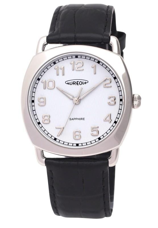 【AUREOLE】オレオール メンズ腕時計 SW-579M-3 アナログ表示 日常生活用防水 /10点入り(代引き不可)【S1】