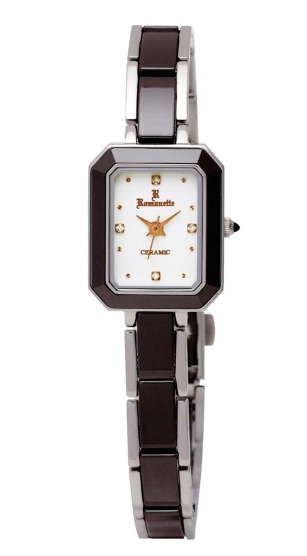 【ROMANETTE】ロマネッティ レディース腕時計 RE-3527L-3 アナログ表示 日常生活用防水 /5点入り(代引き不可)【送料無料】