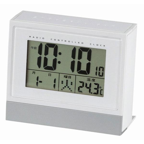 ナイトライト電波時計 C-8239 ナイトライト電波時計 C-8239/40点入り(代引き不可)【送料無料】【S1】