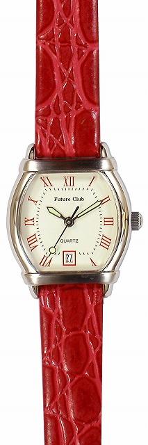 【Future Club】フューチャークラブ レディース腕時計 FC-026L-R3 日常生活用防水(日本製) /5点入り(代引き不可)【送料無料】