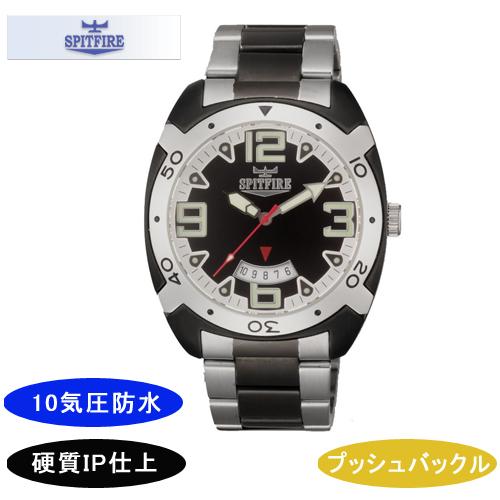 【SPITFIRE】スピットファイア メンズ腕時計 SF-911M-1 アナログ表示 10気圧防水 /10点入り(代引き不可)【S1】