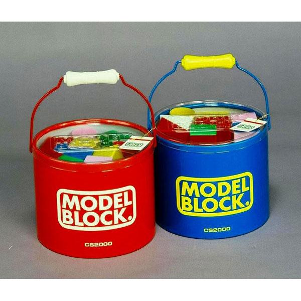 モデルブロックCS2000 モデルブロックCS2000(レッド・ブルー)アソート/18点入り(代引き不可)