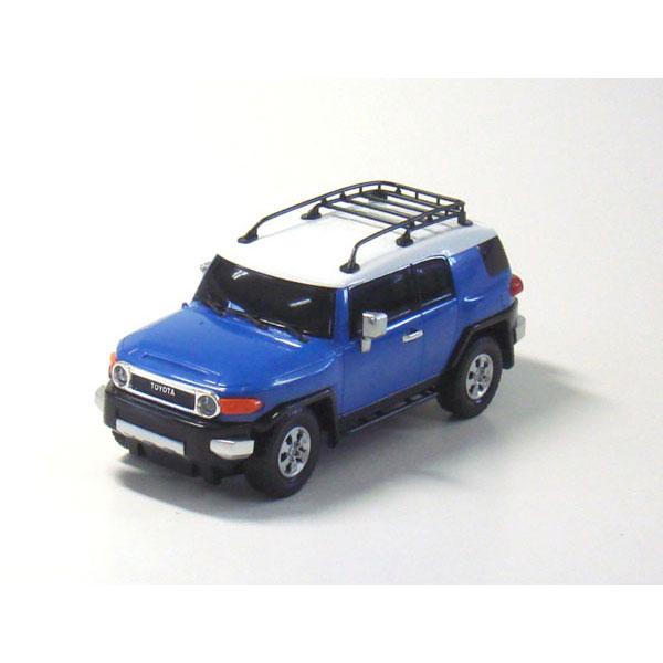 ラジオコントロールカー R/C 1:26 トヨタFJクルーザー トヨタFJクルーザー(ブルー)TY-0101FB/12点入り(代引き不可)【送料無料】