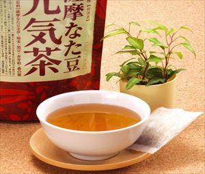 薩摩なた豆元気茶90g(3g×30包入り) /20点入り(代引き不可)【送料無料】