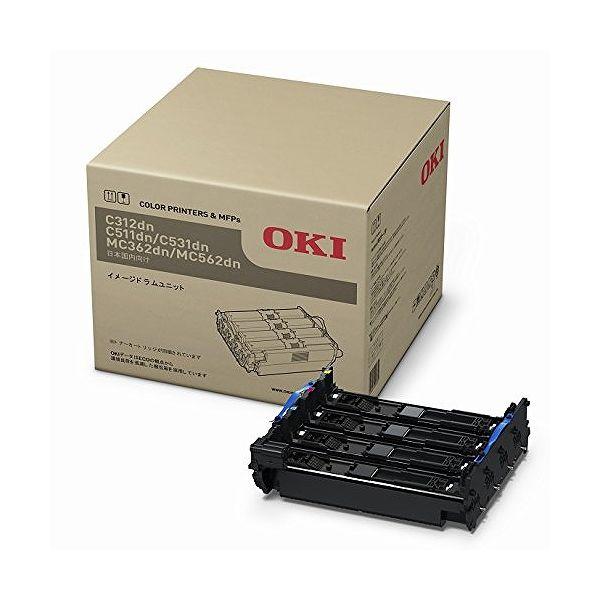 OKI ドラムカートリッジ ID-C4MA(代引不可)【送料無料】