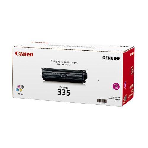 CANON トナーカートリッジ335 M 【8671B001】 印字枚数 16500枚(代引不可)【送料無料】