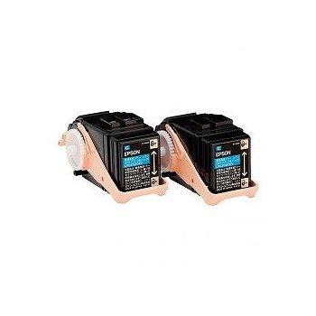 エプソン 環境推進トナー LPC3T33CPV 2本セット(代引不可)【送料無料】