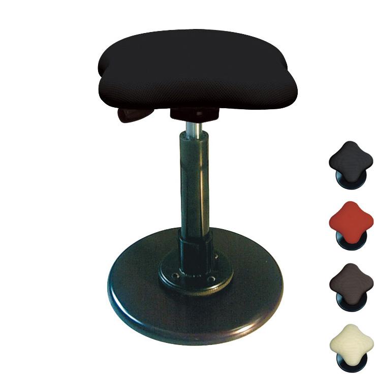 ツイストスツール ラフレシア3 日本製 イス 椅子 いす チェア スツール 足置き 足台 スイング機能 カフェ 完成品(代引不可)【送料無料】【S1】