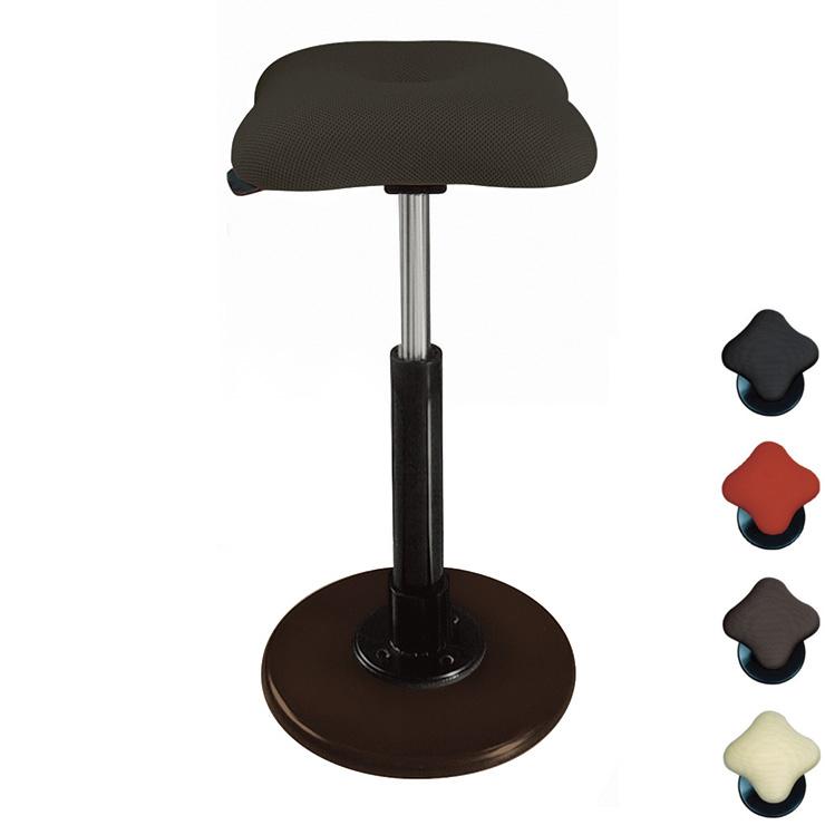 ツイストスツール ラフレシア Kモーション ハイタイプ 日本製 イス 椅子 いす チェア スツール 足置き 足台 スイング機能 完成品(代引不可)【送料無料】【S1】
